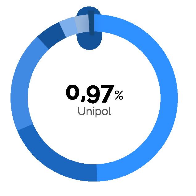 0,97% Unipol Gruppo