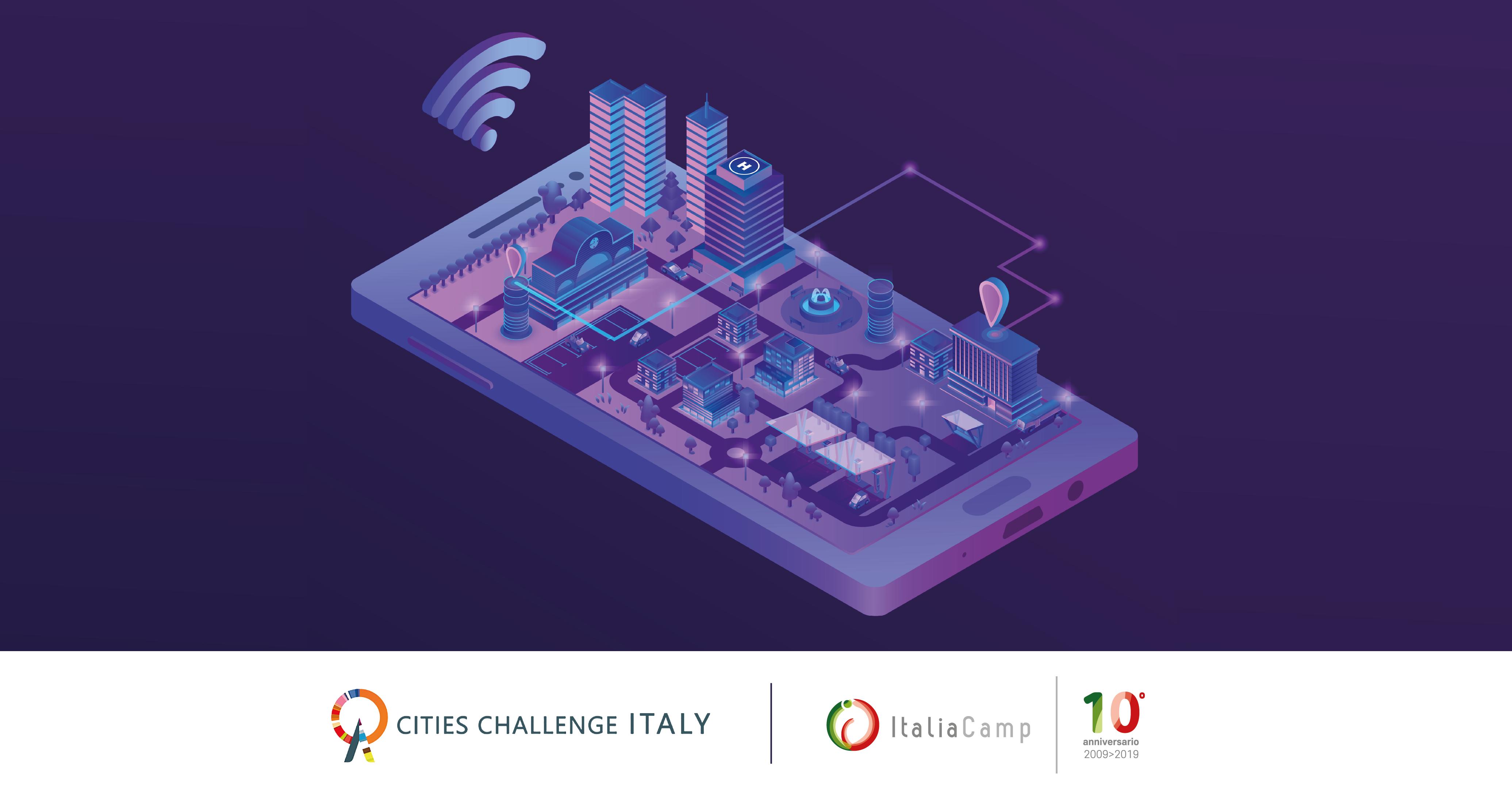 Cities Challenge Italy: Cava de' Tirreni è la città più innovativa