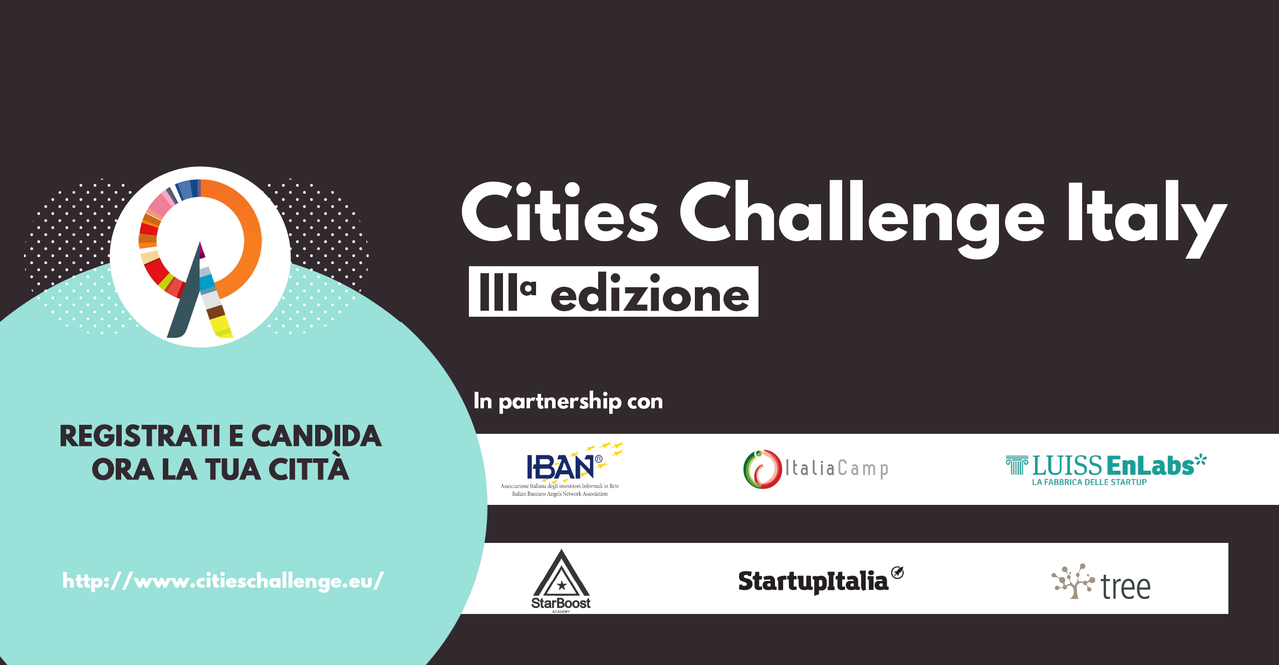 Cities Challenge Italy Terza Edizione