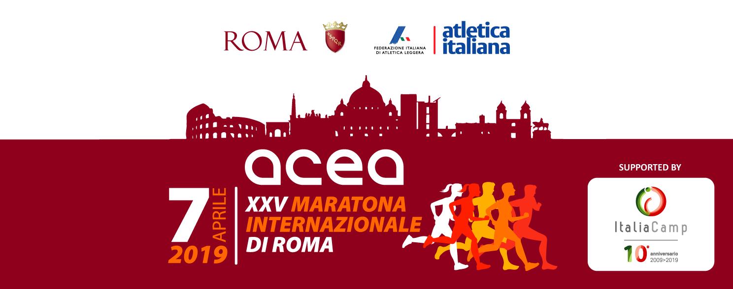 ItaliaCamp per la XXV Maratona Internazionale di Roma