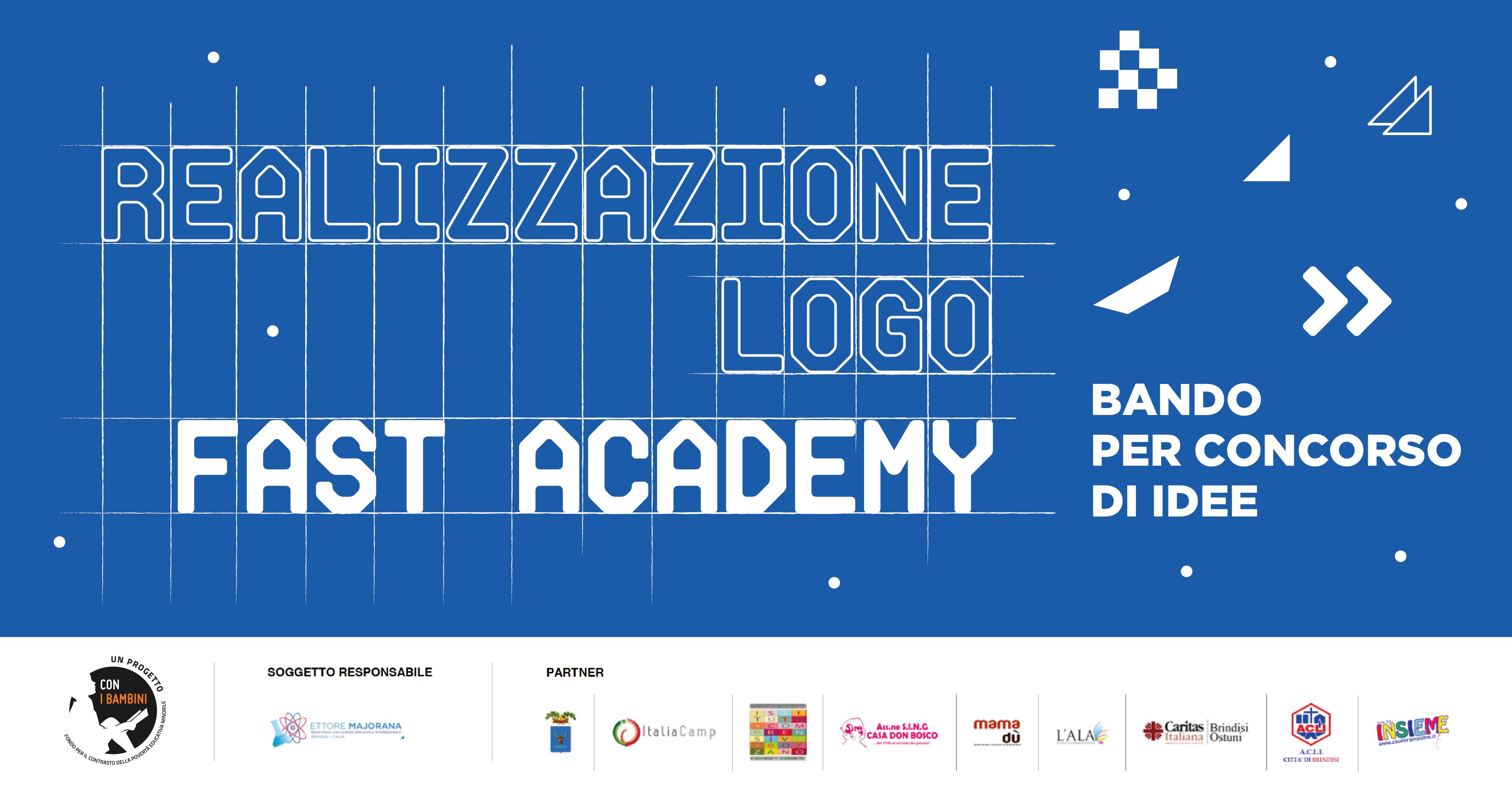 FAST Academy: on-line il bando per la realizzazione del logo