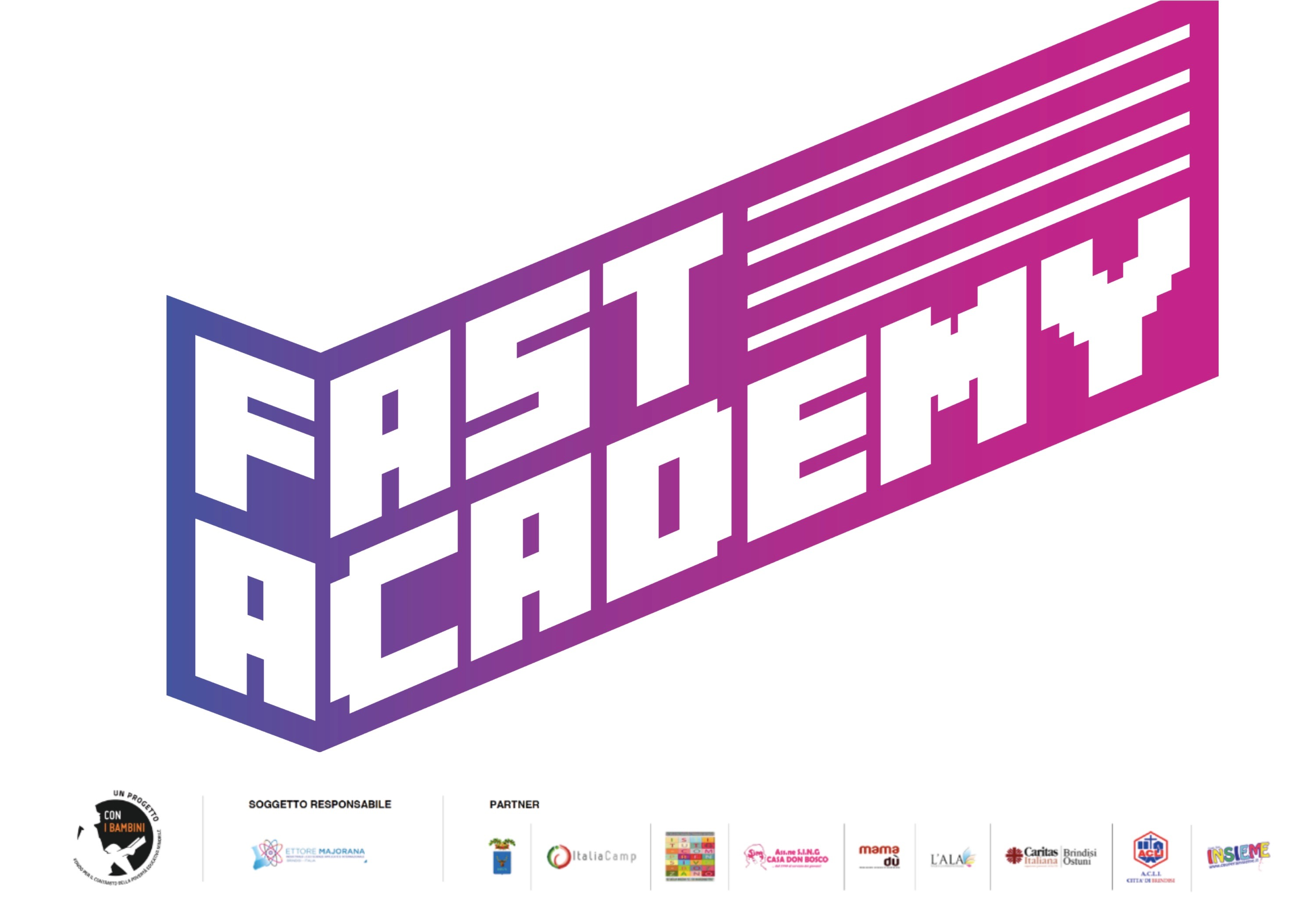 FAST Academy logo vincitore