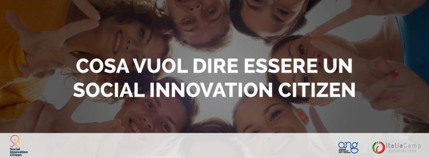 SIC social innovation Citizen