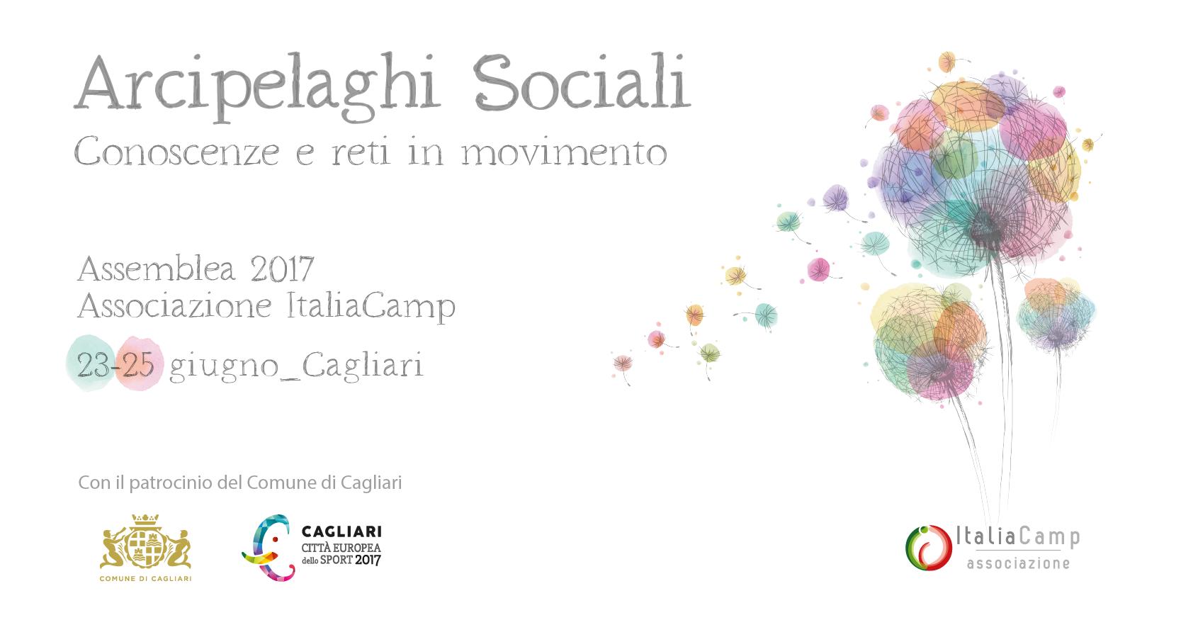 Assemblea ItaliaCamp Arcipelaghi Sociali