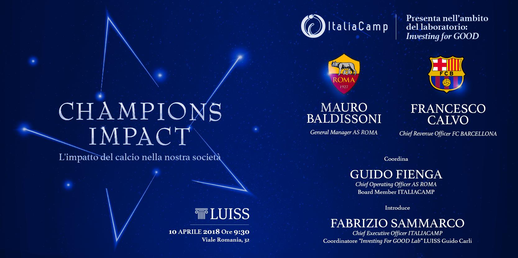 Champions Impact