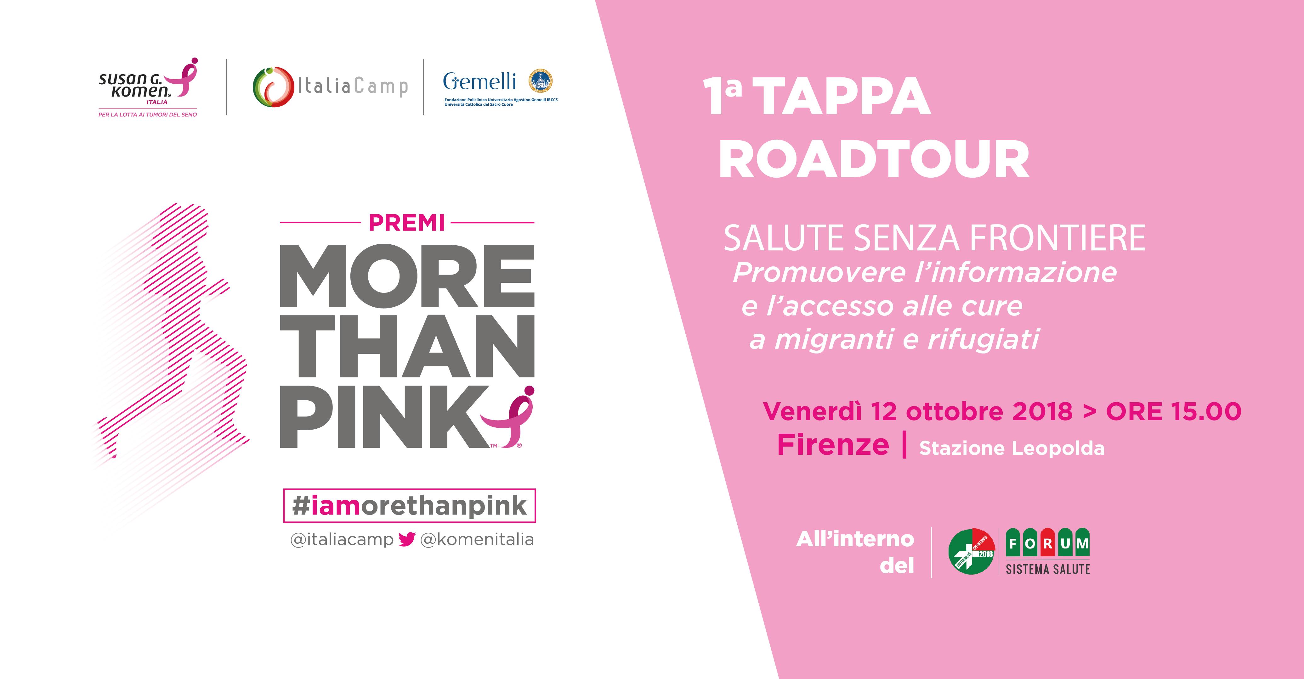 More Than Pink Firenze