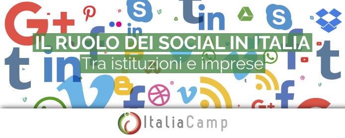 Social network istituzioni