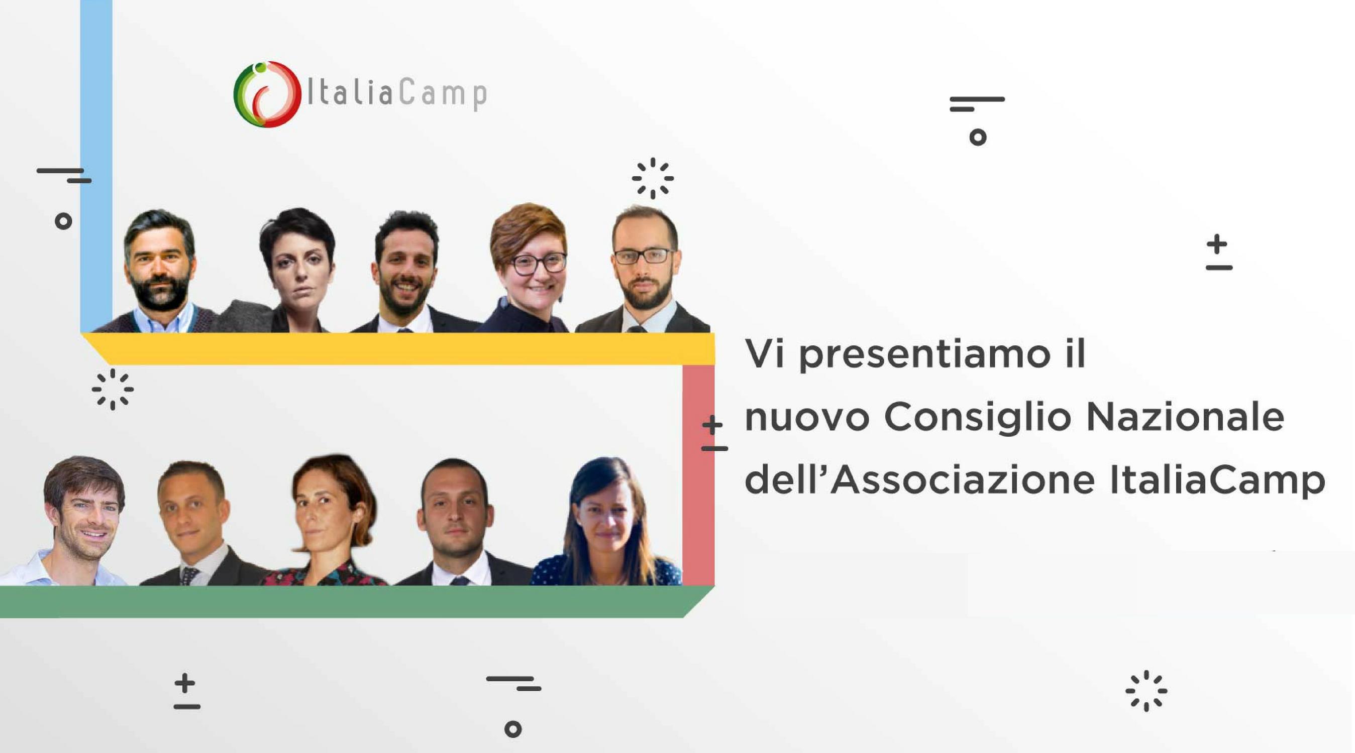 Leo Cisotta Presidente Associazione ItaliaCamp