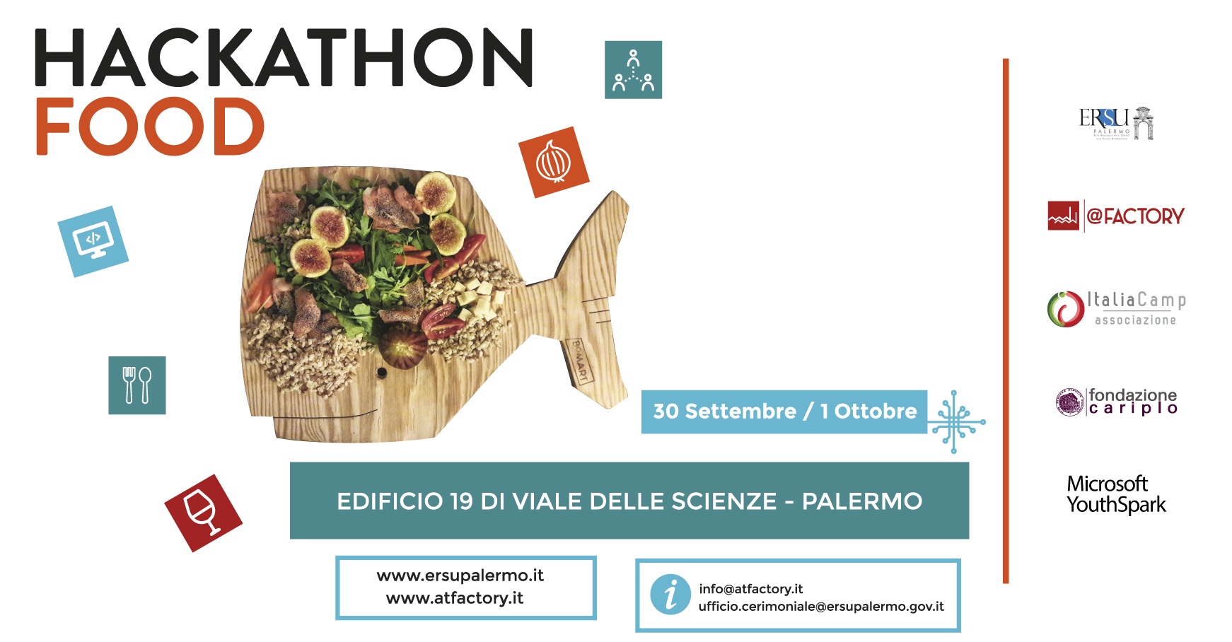 Hackathon Food
