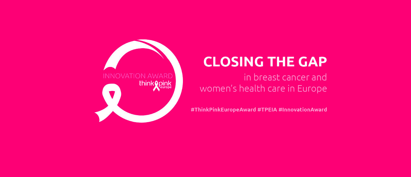 Think Pink Europe Award