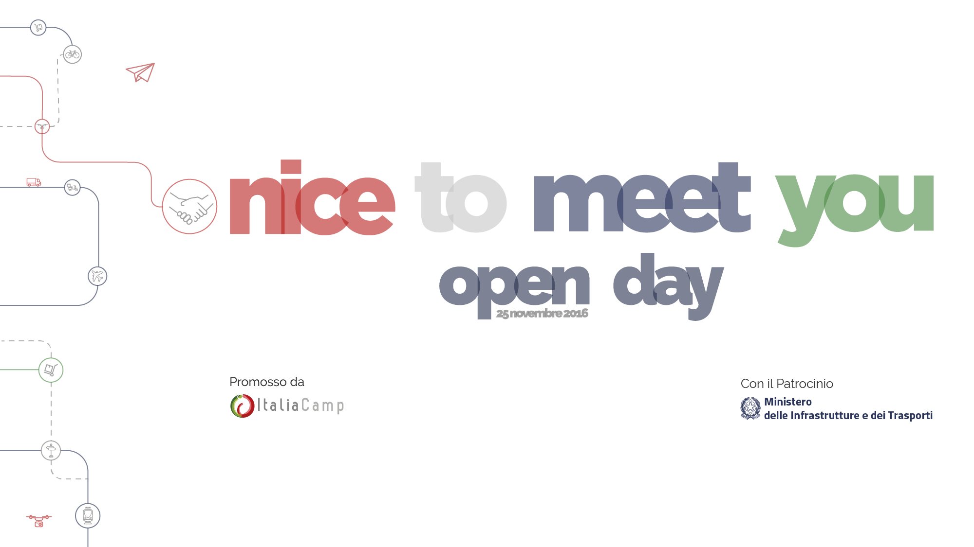 Nice to meet you open day