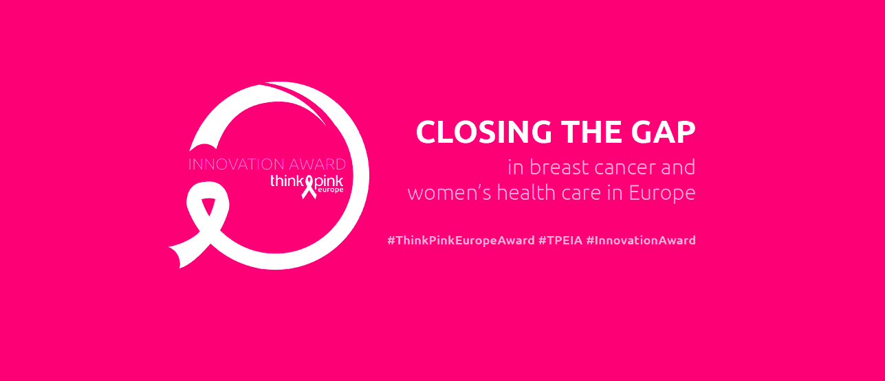 Think Pink Europe Innovation Award