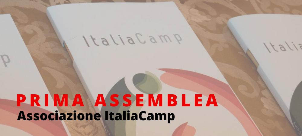 Prima Assemblea ItaliaCamp