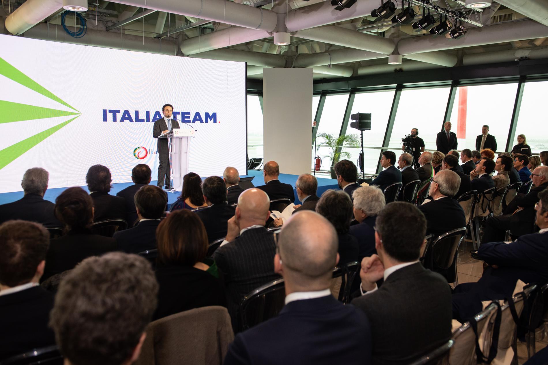 Italia Team Sammaco