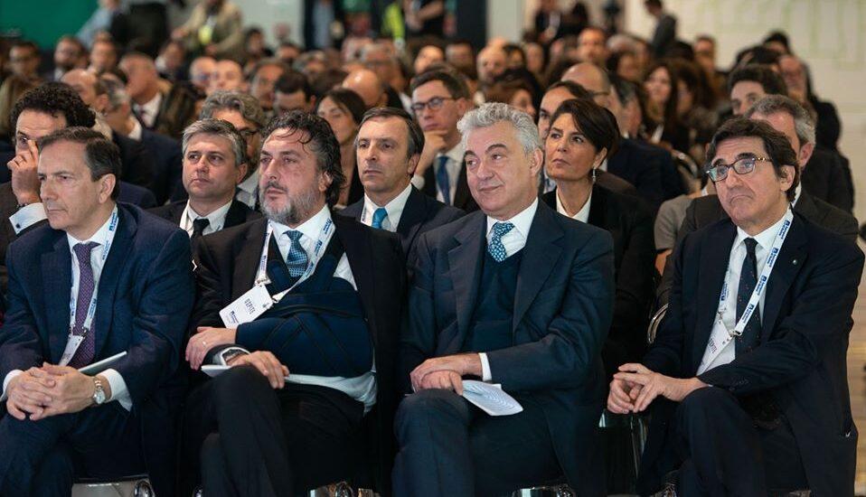 Alcuni degli Amministratori Delegati delle aziende socie di ItaliaCamp Srl