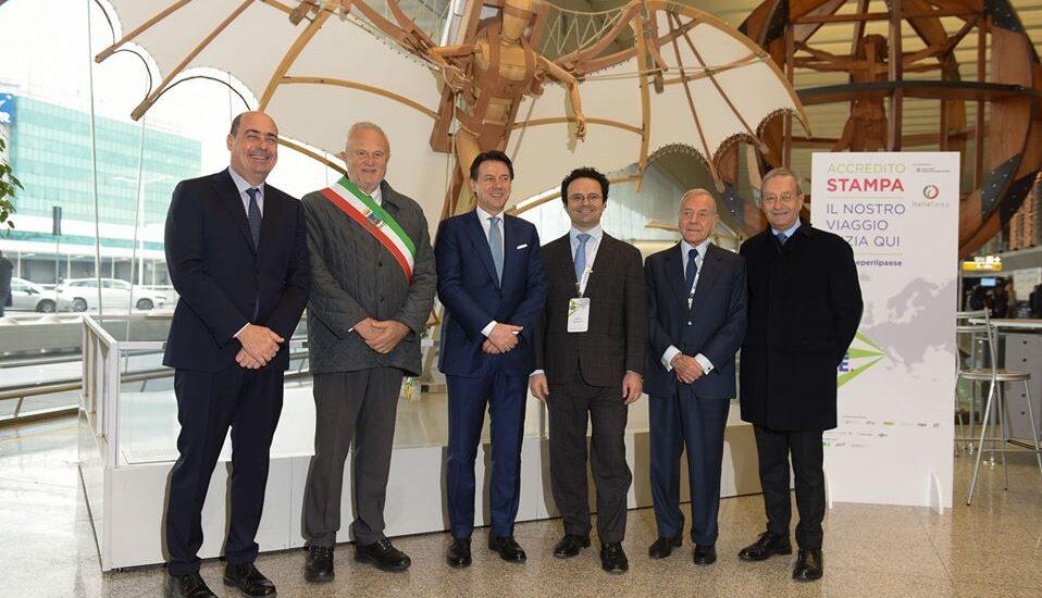 ItaliaCamp Insieme Conte Sammarco