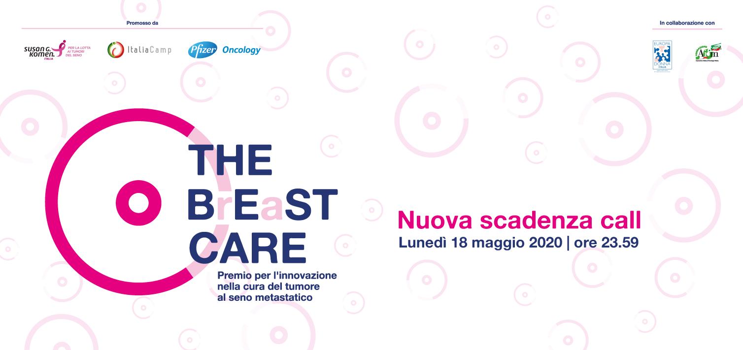 The BrEaST Care scadenza 18 maggio