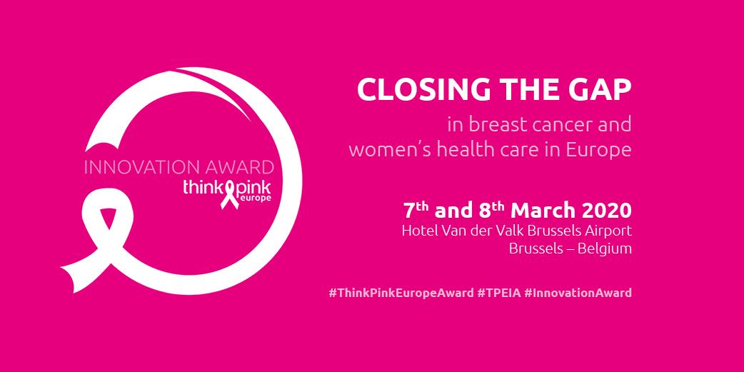 Think Pink Europe Award 2020