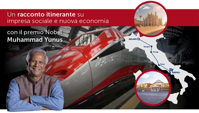 Yunus Freccia Rossa Milano Napoli