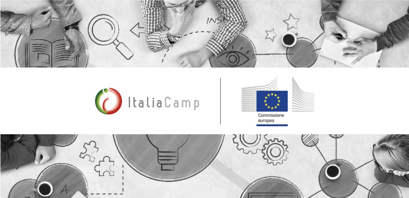 ItaliaCamp Commissione europea