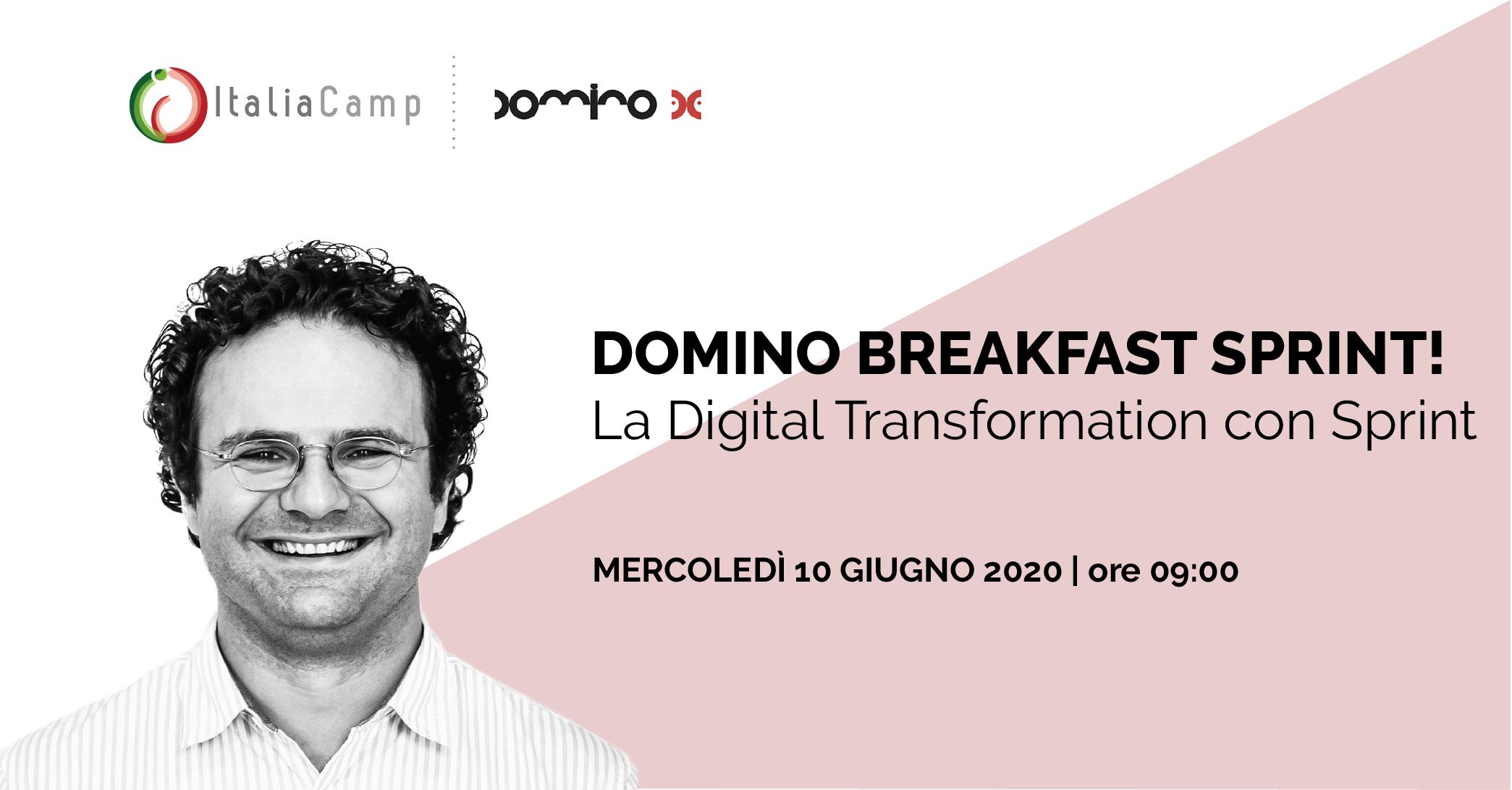 domino breakfast Sprint