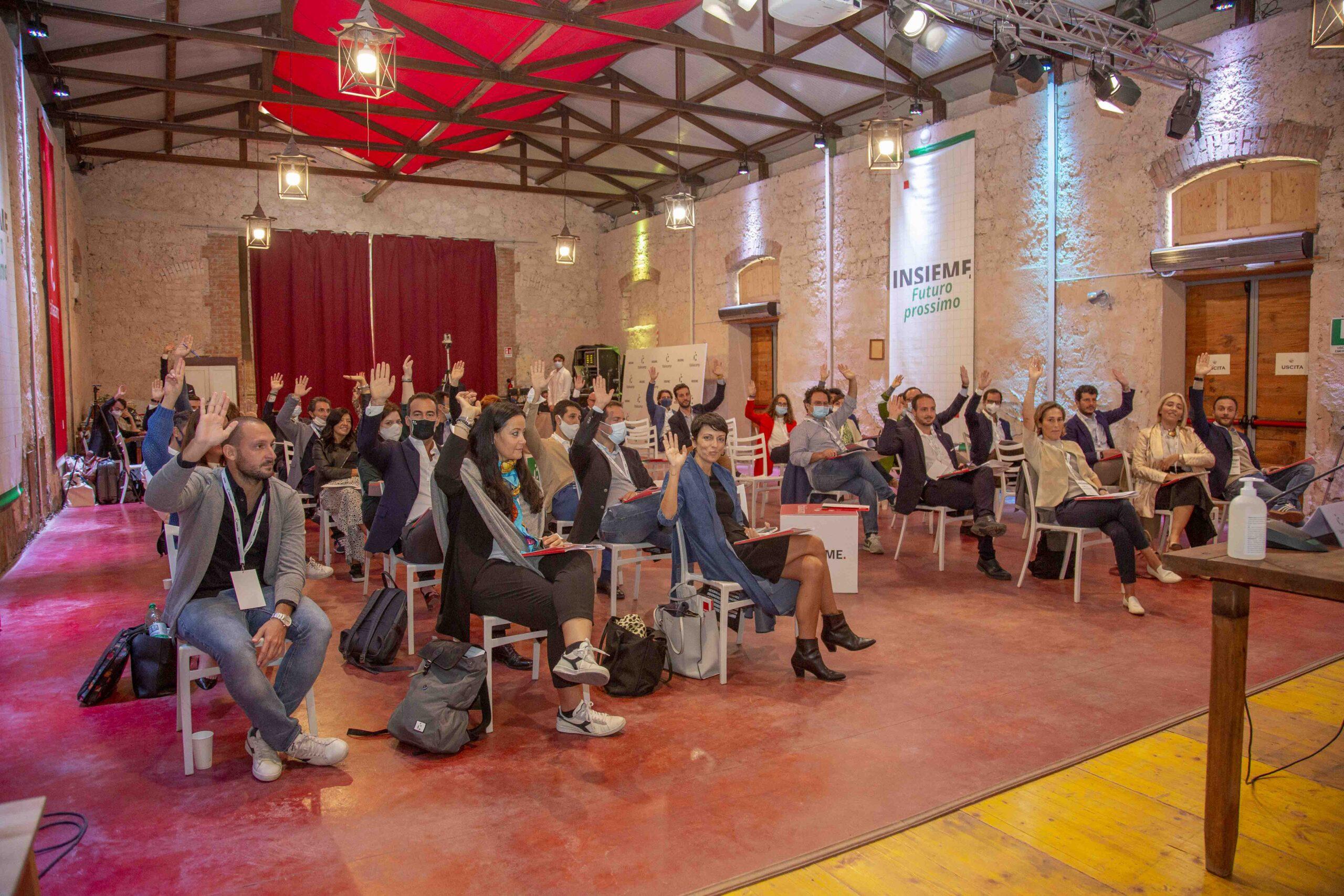 voti assemblea associazione Italiacamp