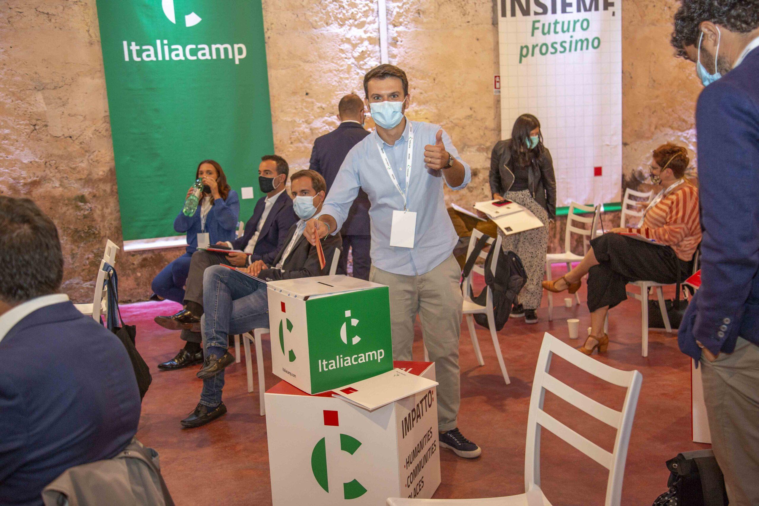 votazione assemblea associazione Italiacamp