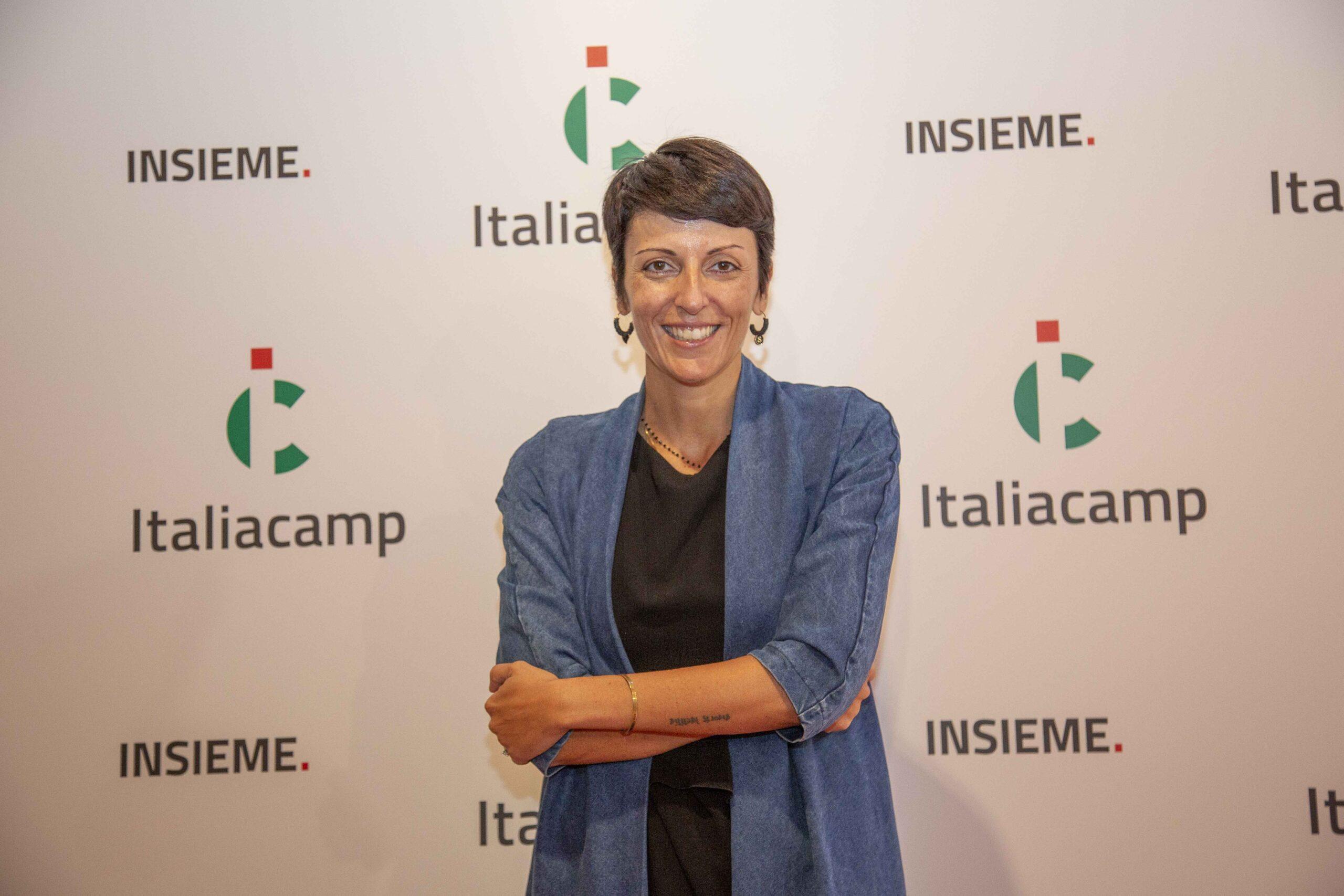 Serena Scarpello presidente associazione italiacamp