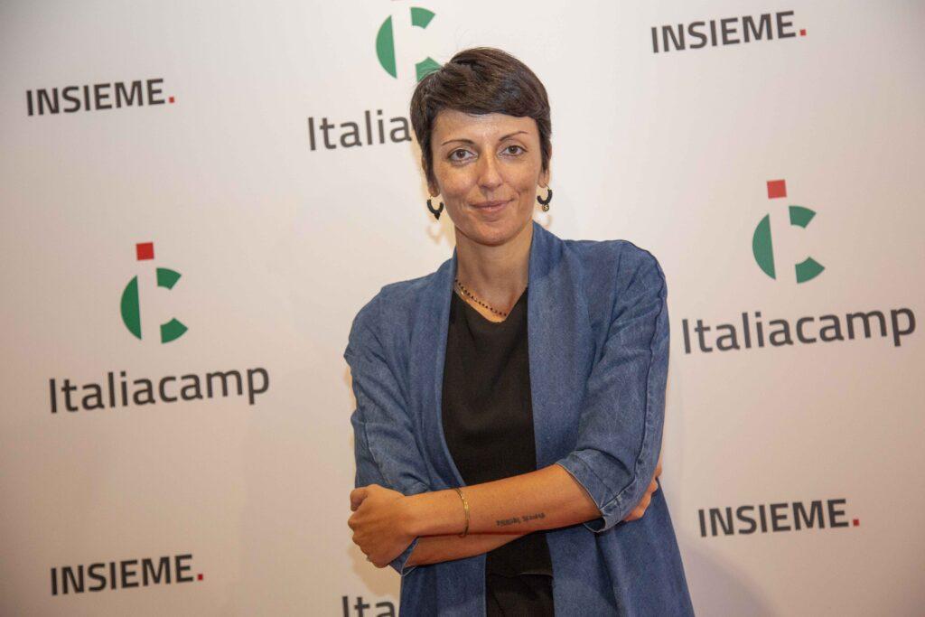 Insieme futuro prossimo assemblea Italiacamp serena scarpello