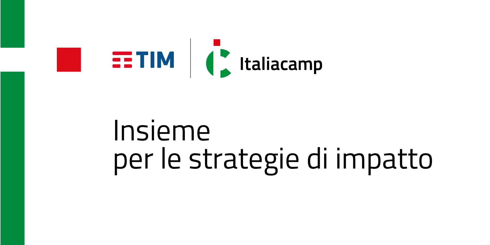 TIM entra nella compagine societaria di Italiacamp