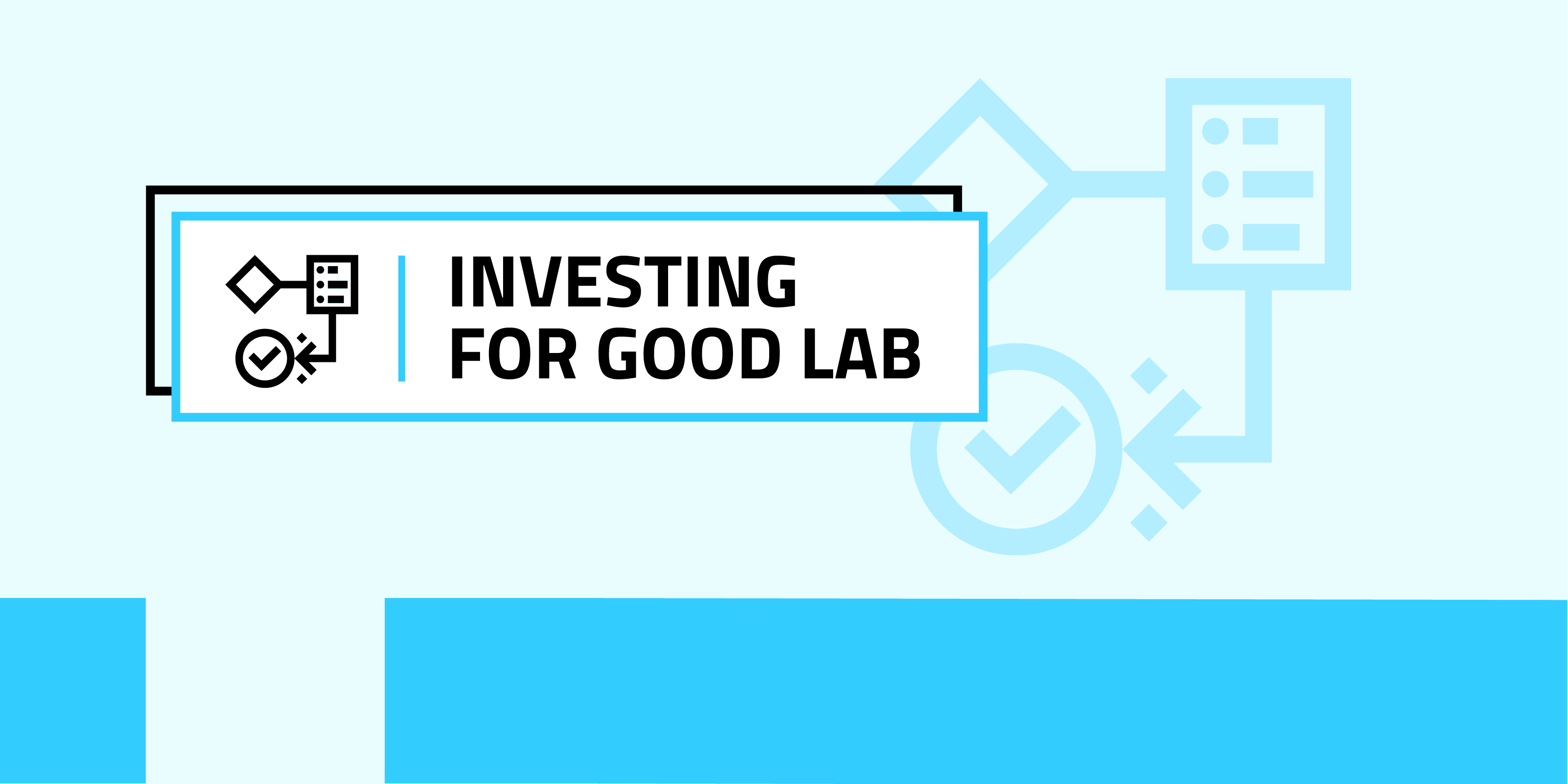 investing for good 2021