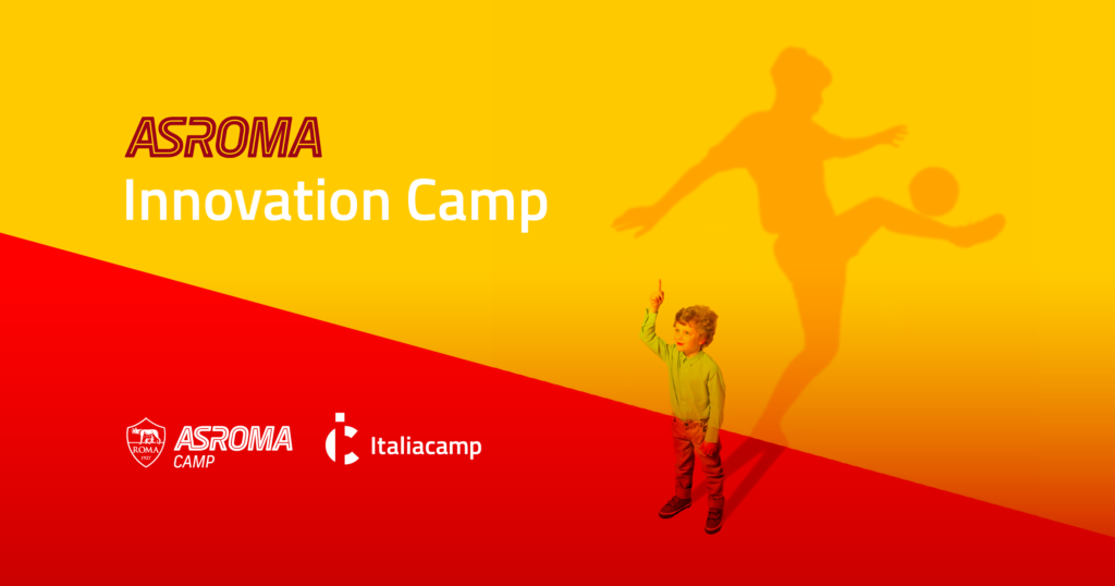Italiacamp AS Roma Innovation camp